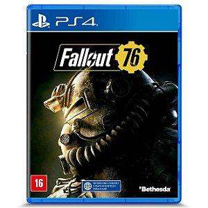 PS4 Fallout 76 [USADO]