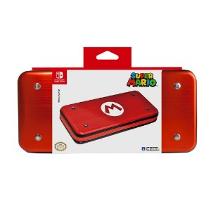 Switch Alumi Case Super Mario Hori