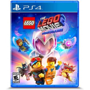 PS4 The LEGO Movie Videogame 2