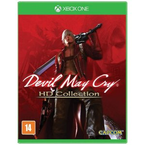 Xbox One Devil May Cry HD Collection [USADO]