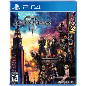 PS4 Kingdom Hearts III [Usado]