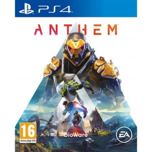 PS4 Anthem [USADO]