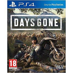 PS4 Days Gone [USADO]