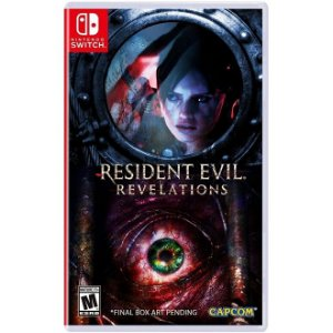Switch Resident Evil: Revelations Collection [USADO]