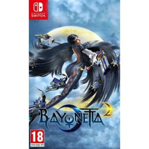 Switch Bayonetta 2 [USADO]