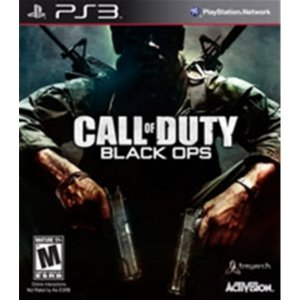 PS3 Call of Duty: Black Ops [USADO]