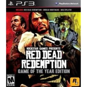 PS3 Red Dead Redemption Game of the Year Edition [Inclui Red Dead Redemption + Undead Nightmare + Multiplayer]