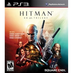 PS3 Hitman HD Collection [USADO]