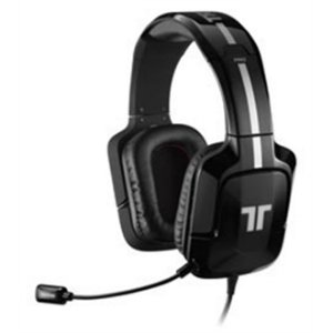 Headset Tritton PRO+ [Para Xbox 360 e Playstation 3] [Preto]