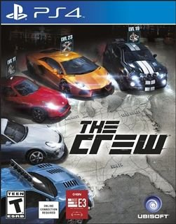 PS4 The Crew [USADO]