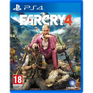 PS4 Far Cry 4 [USADO]