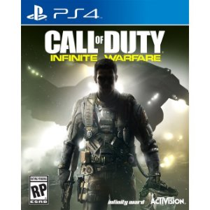 PS4 Call of Duty: Infinite Warfare