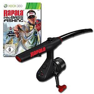 Xbox 360 Rapala Pro bass Fishing