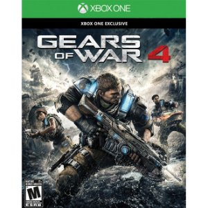 Xbox One Gears Of War 4 [USADO]