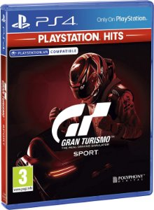 PS4 Gran Turismo Sport (Playstation Hits)