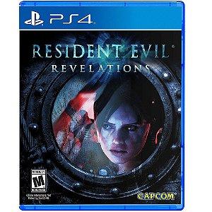 PS4 Resident Evil Revelations [USADO]