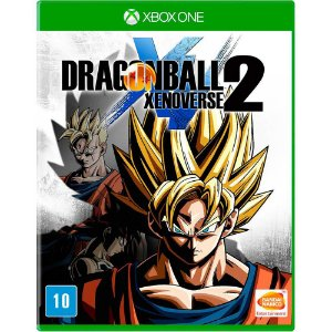 Xbox One Dragon Ball Xenoverse 2 [USADO]