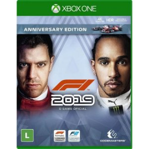 Xbox One F1 2019 (Anniversary Edition)