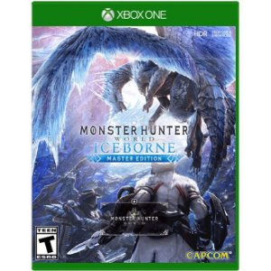 Xbox One Monster Hunter World Iceborne