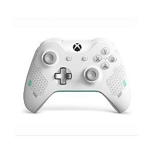 Xbox One Controle Sem Fio Modelo S Bluetooth Sport White