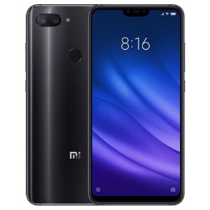 Xiaomi Mi 8 Lite Midnight Black 64GB - Versão Global