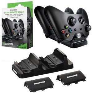 Xbox One Dual Power Dock Dreamgear