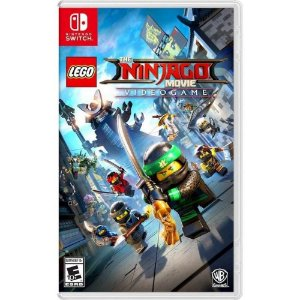 Switch LEGO Ninjago: Movie Videogame [USADO]