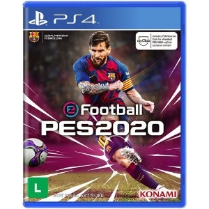 PS4 Pro Evolution Soccer (PES) 2020