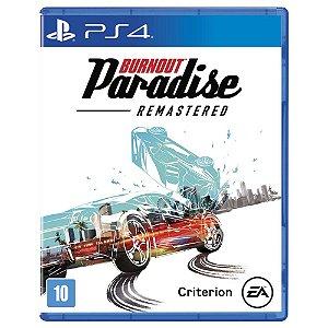PS4 Burnout Paradise Remastered [USADO]