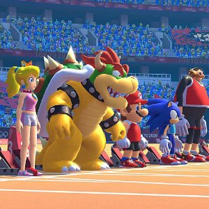 Switch Mario & Sonic at the Olympic Games: Tokyo 2020