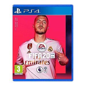 PS4 Fifa 20 [USADO]