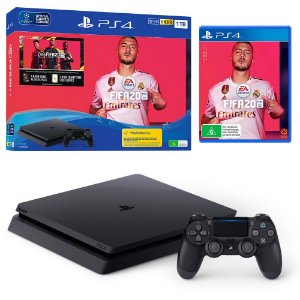 PlayStation 4 Slim 1TB com FIFA 20