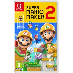 Switch Super Mario Maker 2 [USADO]