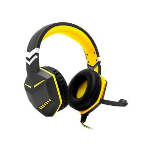 Headsets Feir FR-510 AMARELO p/ PS4, XBOX ONE