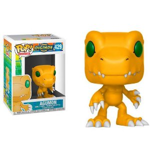 Funko Pop Digimon Agumon  429