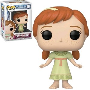 Funko Pop Disney Frozen Ii Young Anna  589