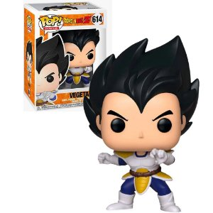 Funko Pop Dragon Ball Z6 Vegeta 614