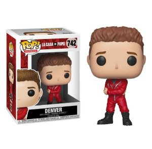 Funko Pop La Casa De Papel Denver  742