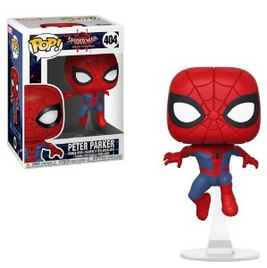 Funko Pop Marvel Animated Spider-Man Peter Parker 404