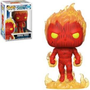Funko Pop Marvel Fantastic Four 4 Human Torch 559
