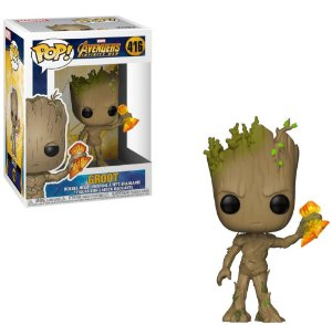 Funko Pop Marvel Infinity War 2 Groot  416