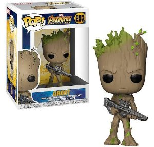 Funko Pop Marvel Infinity War Groot  293