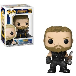 Funko Pop Marvel Infinity War Thor  286