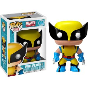 Funko Pop Marvel Wolverine 05