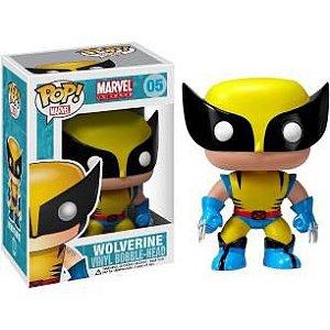 Funko Pop! Marvel: X-Men - Wolverine 05
