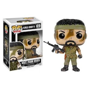Funko Pop MSGT. Frank Woods Call Of Duty 69
