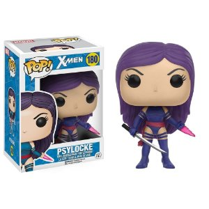 Funko Pop Psylocke X-Men 180