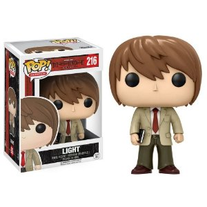 Funko Pop Light Death Note 216