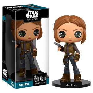 Funko Wobblers: Star Wars - Jyn Erso