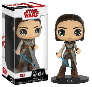 Funko Wobblers: Star Wars - Rey